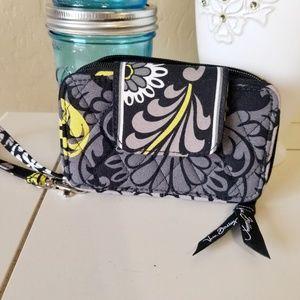 Vera Bradley wallet clutch